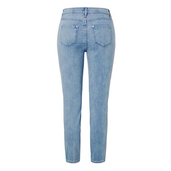 Skinny Jean  MID BLUE  hi-res