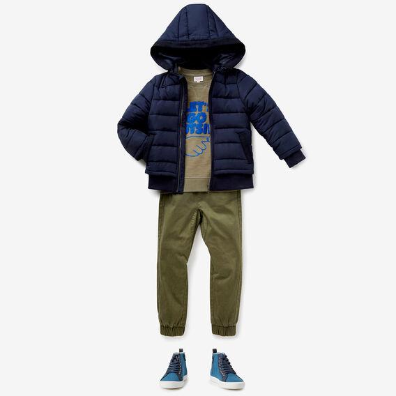 Puffa Jacket  MIDNIGHT BLUE  hi-res