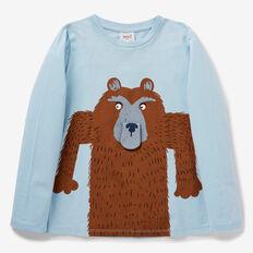 Bear Flip Tee  NORDIC BLUE  hi-res