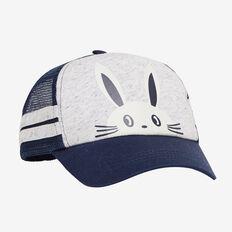 Bunny Mesh Cap  MIDNIGHT BLUE  hi-res