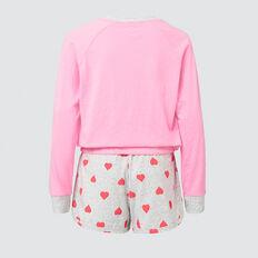 Loves Sleep Pyjama  FLAMINGO PINK  hi-res