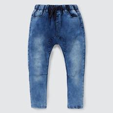 Carrot Leg Jean  VINTAGE BLUE  hi-res