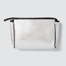 Neoprene Zip Case  SILVER  hi-res