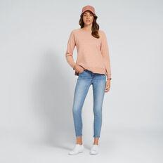 Spot Sweater  CLAY PINK  hi-res