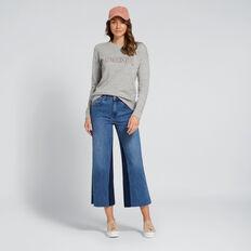 Dream Sweater  MID GREY MARLE  hi-res