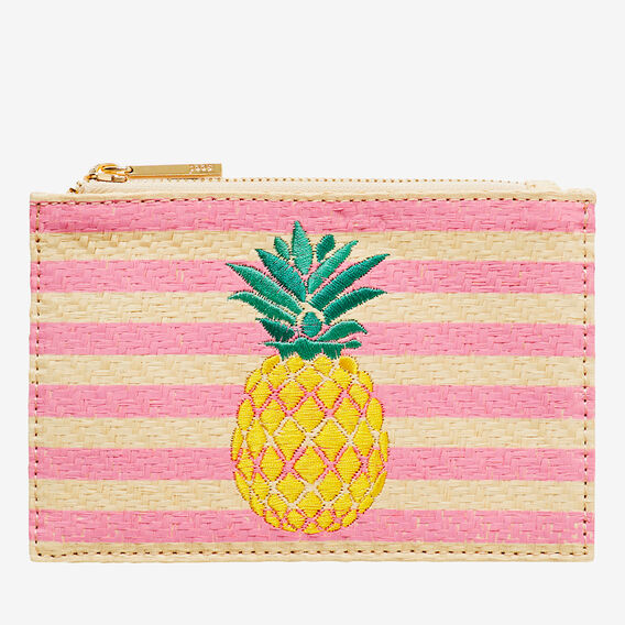 Tropic Coin Purse  PINEAPPLE  hi-res