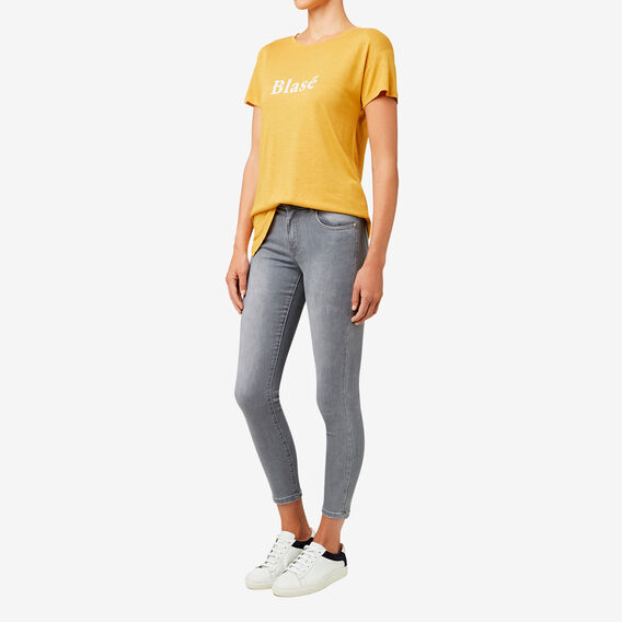 Blase Tee  HONEY YELLOW  hi-res