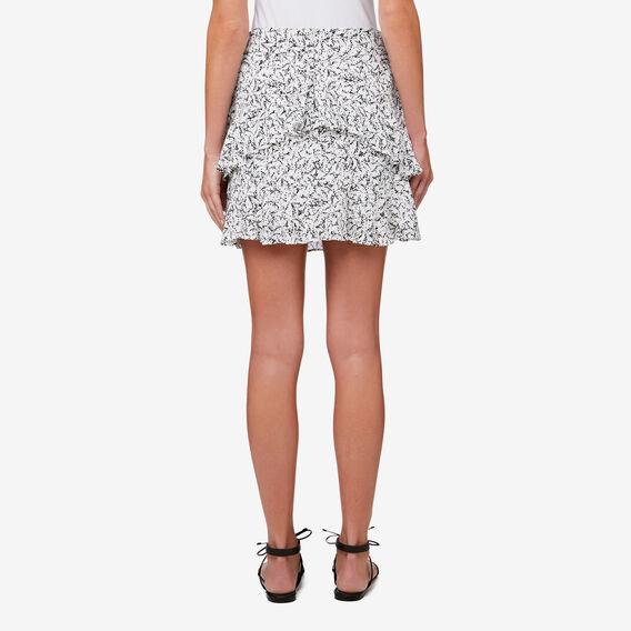 Mini Floral Skirt  MINI FLORAL  hi-res