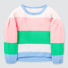 Rainbow Sweater  MULTI  hi-res
