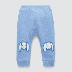 Dog Speckle Track Pant  NIAGARA BLUE  hi-res