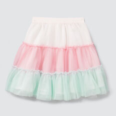 Tiered Tutu Skirt  MULTI  hi-res