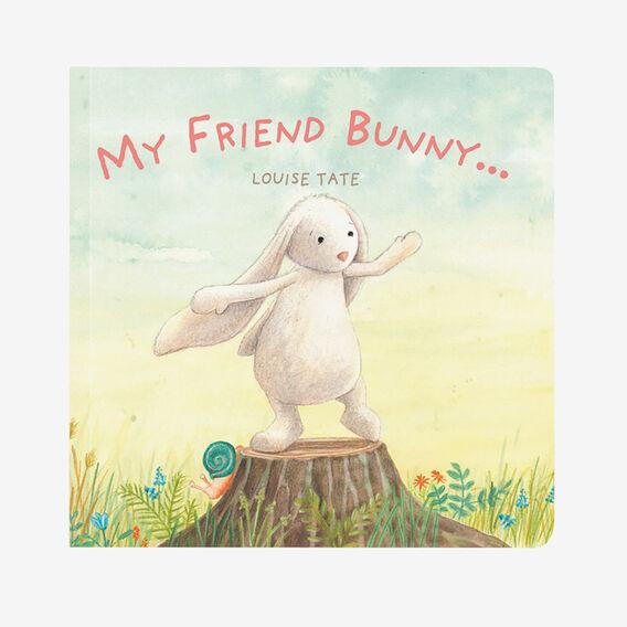 My Friend Bunny Book  MULTI  hi-res