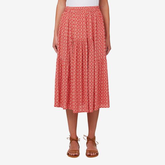 Geo Maxi Skirt  GEO PRINT  hi-res