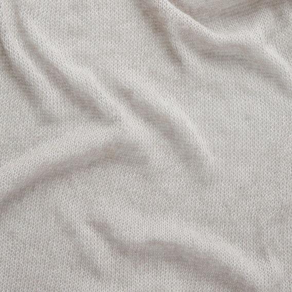 Simple Wrap Scarf  GREY  hi-res
