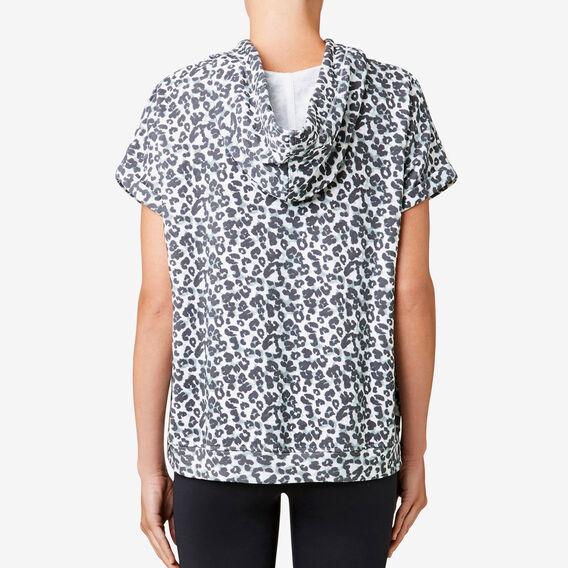Leopard Hoodie  MISTY LEOPARD  hi-res