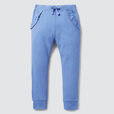 Frill Pocket Trackie  PERIWINKLE  hi-res