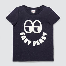 Easy Peasy Tee  MIDNIGHT SPECKLE  hi-res