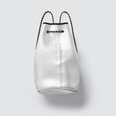Neoprene Backpack  SILVER  hi-res