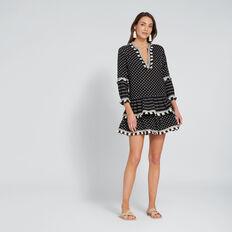 Ruffle Skirt  MULTI  hi-res