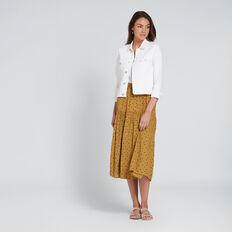 Paisley Maxi Skirt  PAISLEY  hi-res