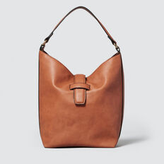 Evelyn Day Bag  TAN  hi-res