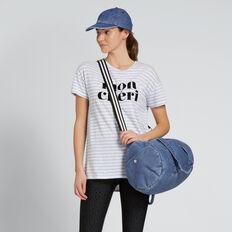 Sports Heritage Duffle Bag  DENIM  hi-res