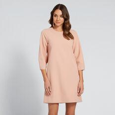 Pretty Shift Dress  CLAY PINK  hi-res