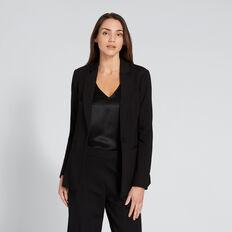 Classic Jacket  BLACK  hi-res