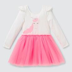 Unicorn Tutu Dress  MULTI  hi-res