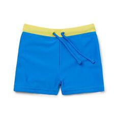 Stripe Bum Swim Short  BERMUDA BLUE  hi-res