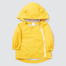 Novelty Raincoat  SAFFRON  hi-res