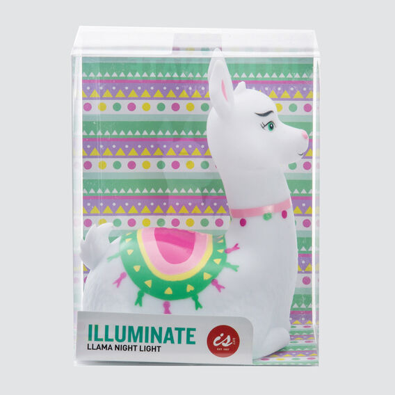 Llama Night Light | Tuggl