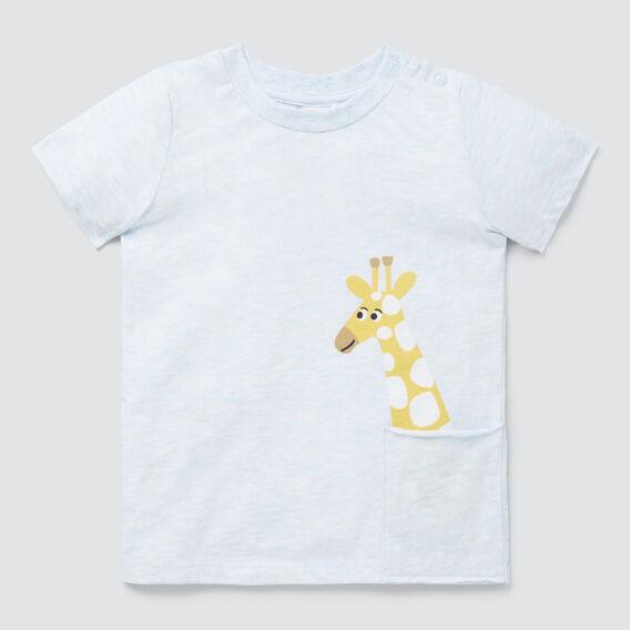 Giraffe Tee | Tuggl