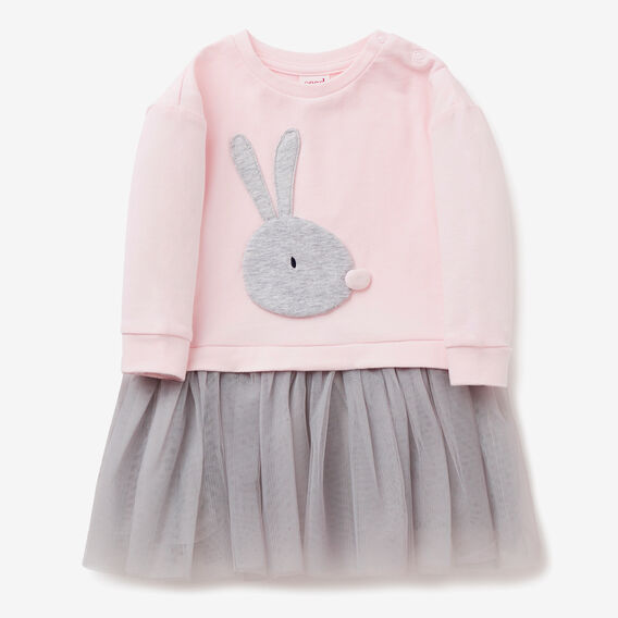 Bunny Tutu Dress  ICE PINK  hi-res