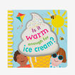 Warm Enough For Ice Cream Book  MULTI  hi-res