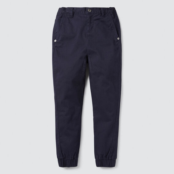 Cuffed Chino Pant  MIDNIGHT BLUE  hi-res