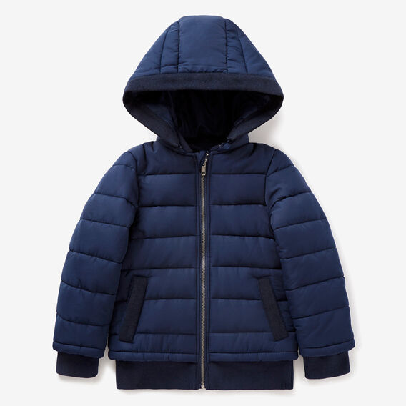 Puffa Jacket  MIDNIGHT BLUE  hi-res