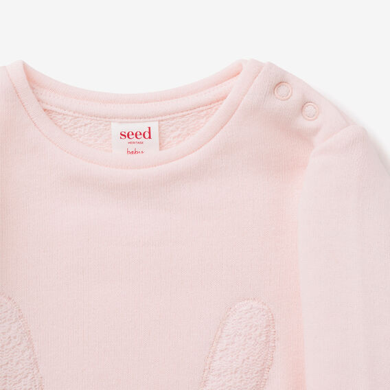 Bunny Windcheater  ICE PINK  hi-res