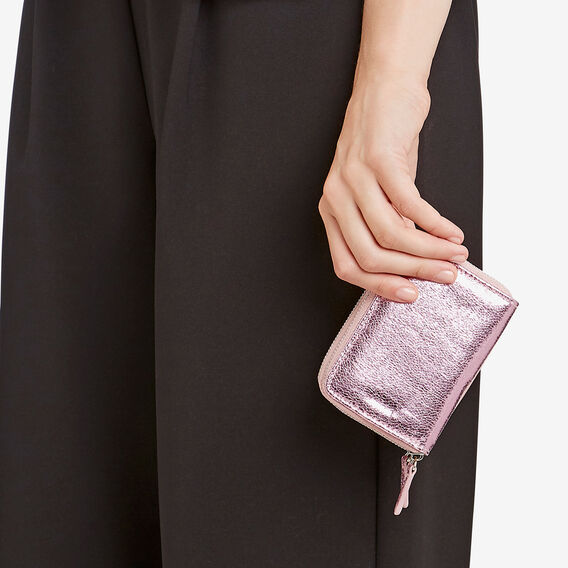 Hazel Mini Wallet  PINK  hi-res