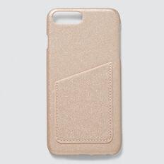 Card iPhone Case 6/7/8+  ROSE GOLD  hi-res