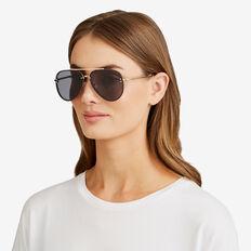 Kirsty Fashion Aviator  BLACK  hi-res