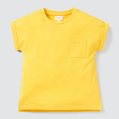 Pocket Tee  BUTTERCUP  hi-res
