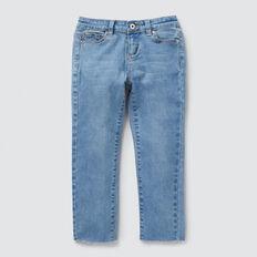Straight Leg Jean  RETRO BLUE  hi-res