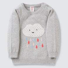 Crochet Cloud Sweater  CLOUD  hi-res