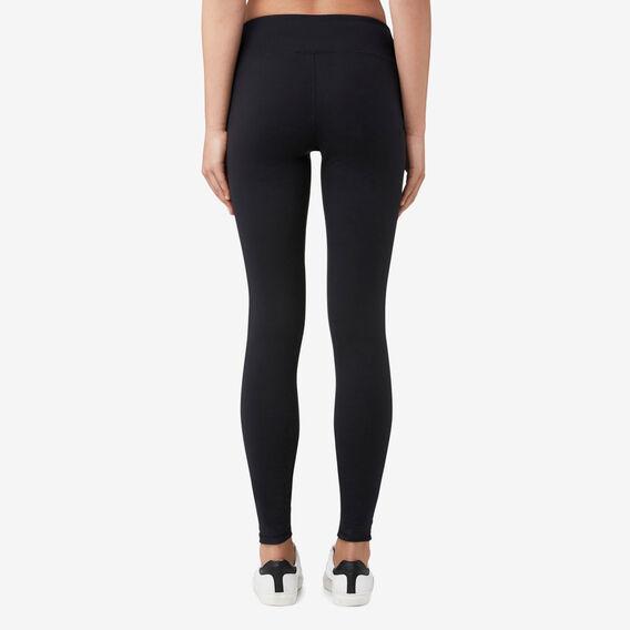 Core Full Length Legging  BLACK  hi-res