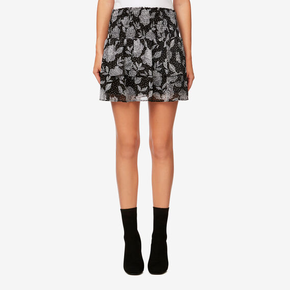 Mini Rah Rah Skirt  FLORAL  hi-res