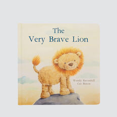 The Very Brave Lion  MULTI  hi-res