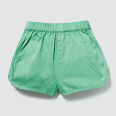 Runner Short  CROCODILE GREEN  hi-res
