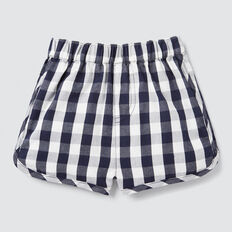 Runner Short  GINGHAM  hi-res