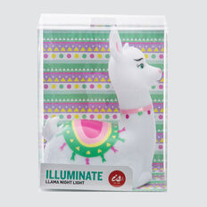 Llama Night Light  MULTI  hi-res